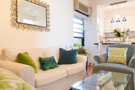 Stylish Room Manhattan View - West New York - Apartamento