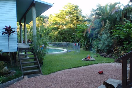 Tropical Paradise in Far North Qld - House
