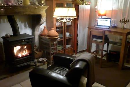 Chambre privée maison village provençal - Bed & Breakfast