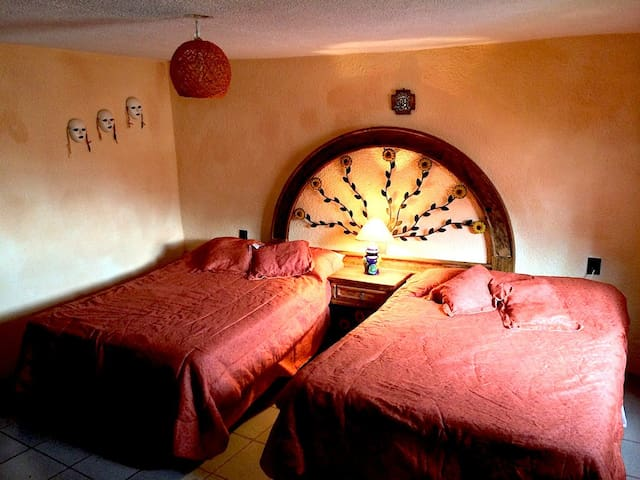 Casa Del Perro - Habitacion 1 - Guanajuato - Casa