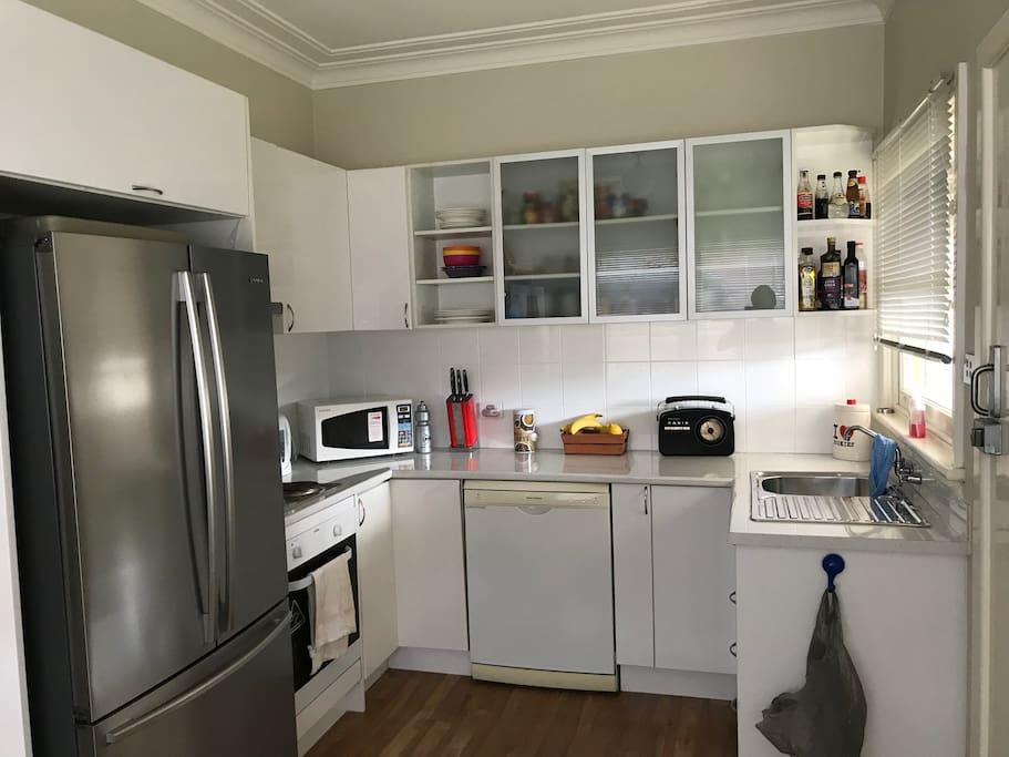 Modern Communal kitchen