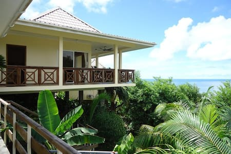 Chalet overlooking indian ocean - Mahé - 公寓