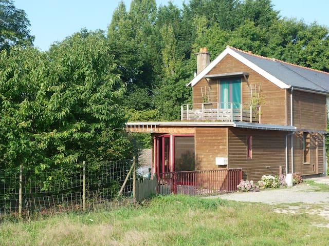 Maison de vacances écologique - Mordelles - Hus