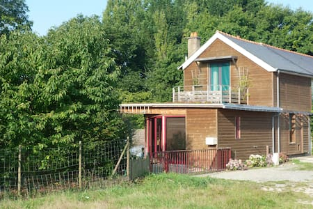 Maison de vacances écologique - Mordelles - Casa
