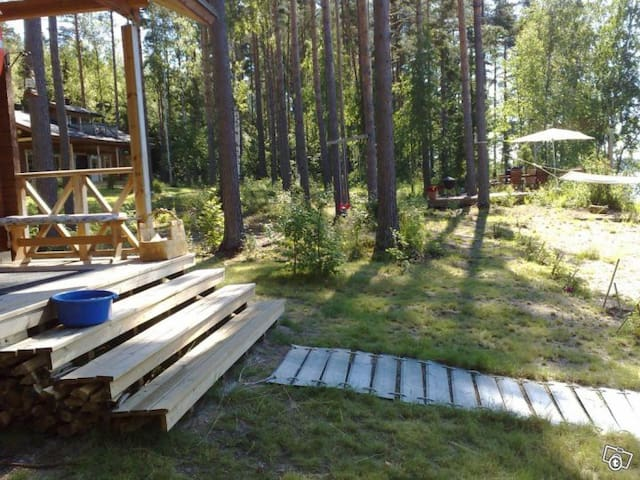 Luxury holiday home at Taipalsaari