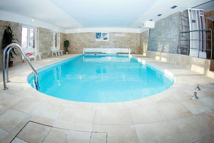 Hotel v Beskydech - lyže, kola, turistika, wellnes - Velké Karlovice - Pousada
