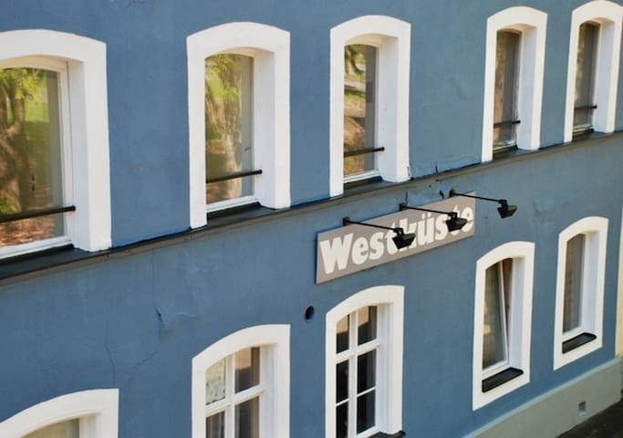 SUITE for 4 pax. at Hostel Westküste