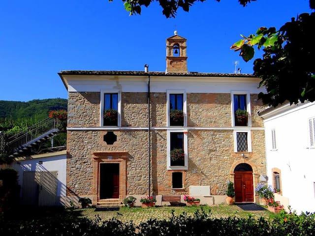 Historical Palace in Abruzzo - Teramo