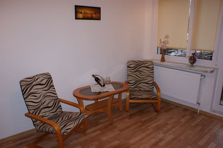 Apartament w Centrum 100m Plaża - Gizycko - Appartement