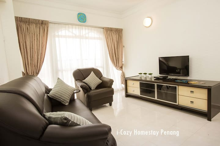 i-Cozy Vacation Apartment Penang - Air Itam - Appartement