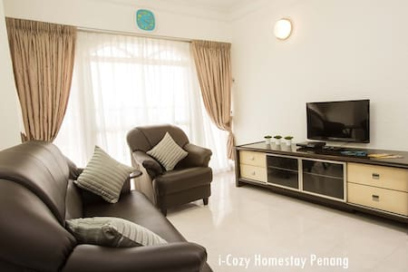 i-Cozy Vacation Apartment Penang - エア・イタム