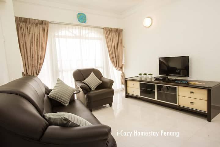 i-Cozy Vacation Apartment Penang