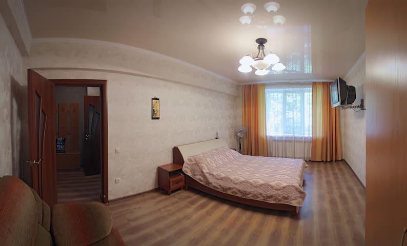 1-k квартира, аэропорт г.Алматы - Almaty - Apartment