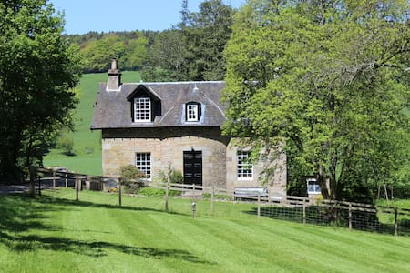 Beautiful Cottage, nr St Andrews, wi-fi + tennis - Cupar - Haus