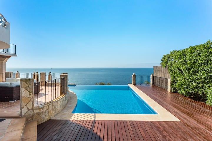 Splendore, Gorgeous Villa with stunning view