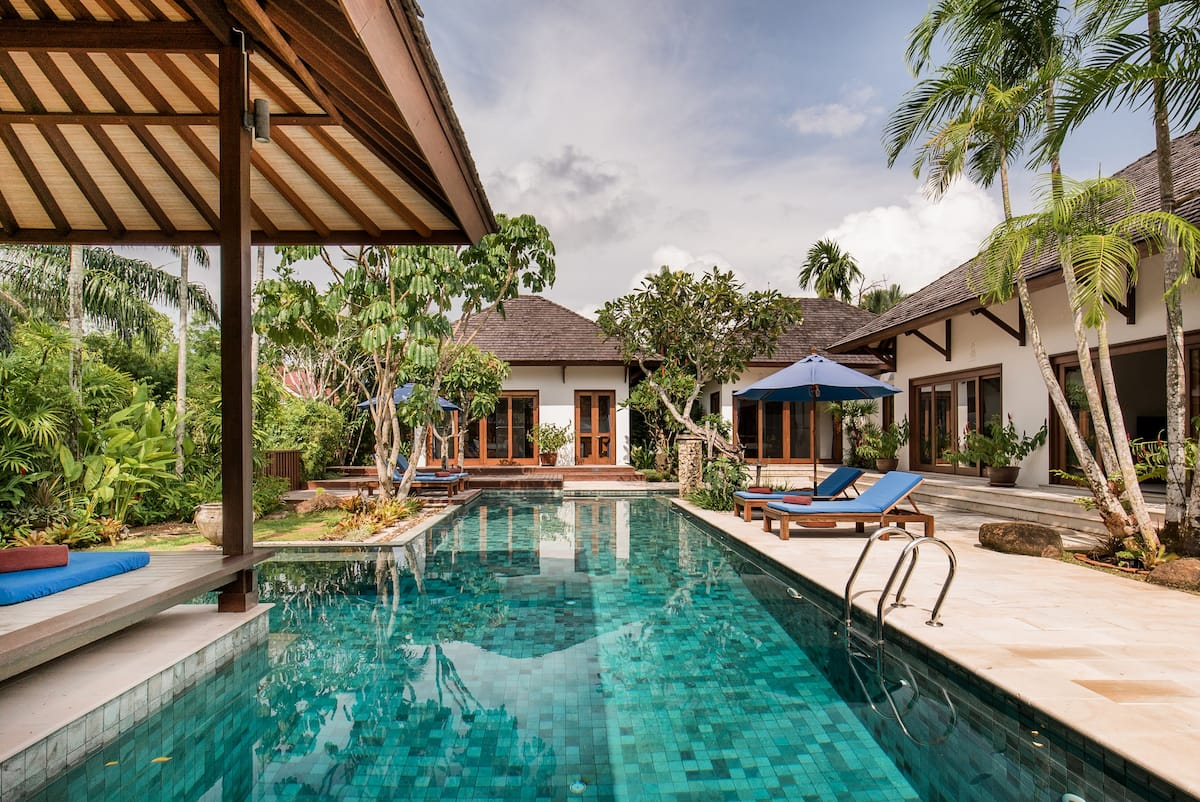 Baan Pinya Luxury Pool Villa