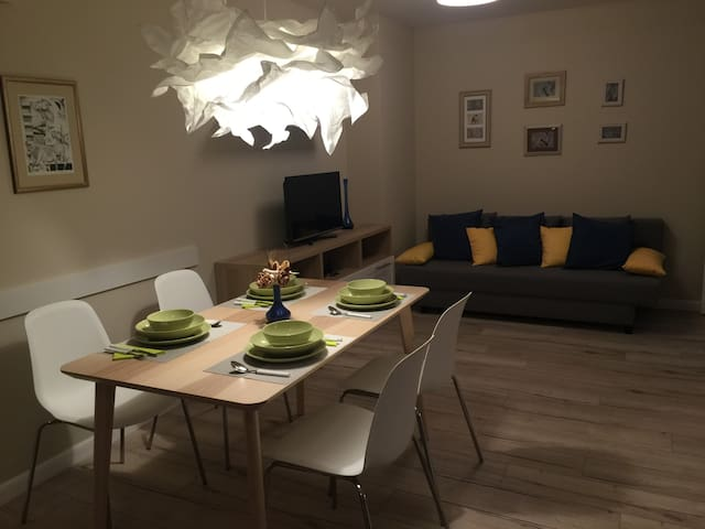 Feel like you are at home ! - Burgas - Apartment