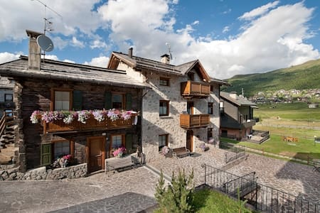 Red - 2/3 Guests - Livigno - Apartmen