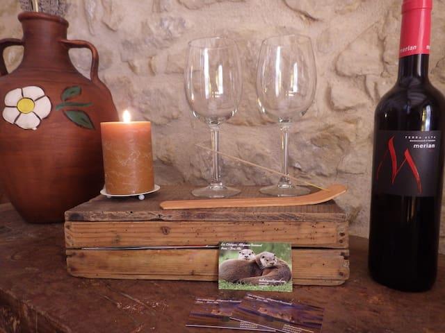 Les Llúdrigues - Arnes - Дом