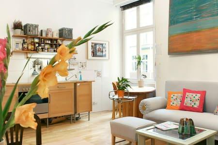 Elegant Apartment in Prenzlauerberg