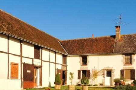 gite rural 6/8 personnes - Neuville-aux-Bois - House