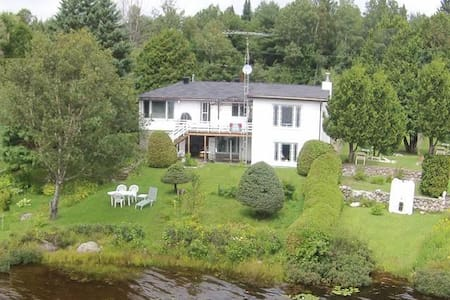 Villa Isabelle -Lemery Lake: à partir de $100/Nt - Montpellier - Haus