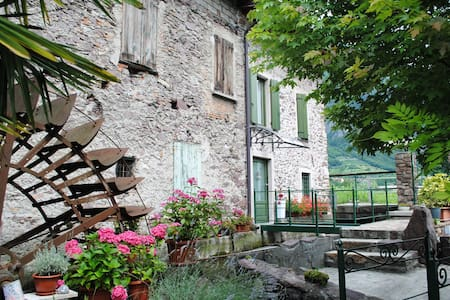 "Home feeling: B&B ""Al Mulino"" - Darfo Boario Terme - Bed & Breakfast"
