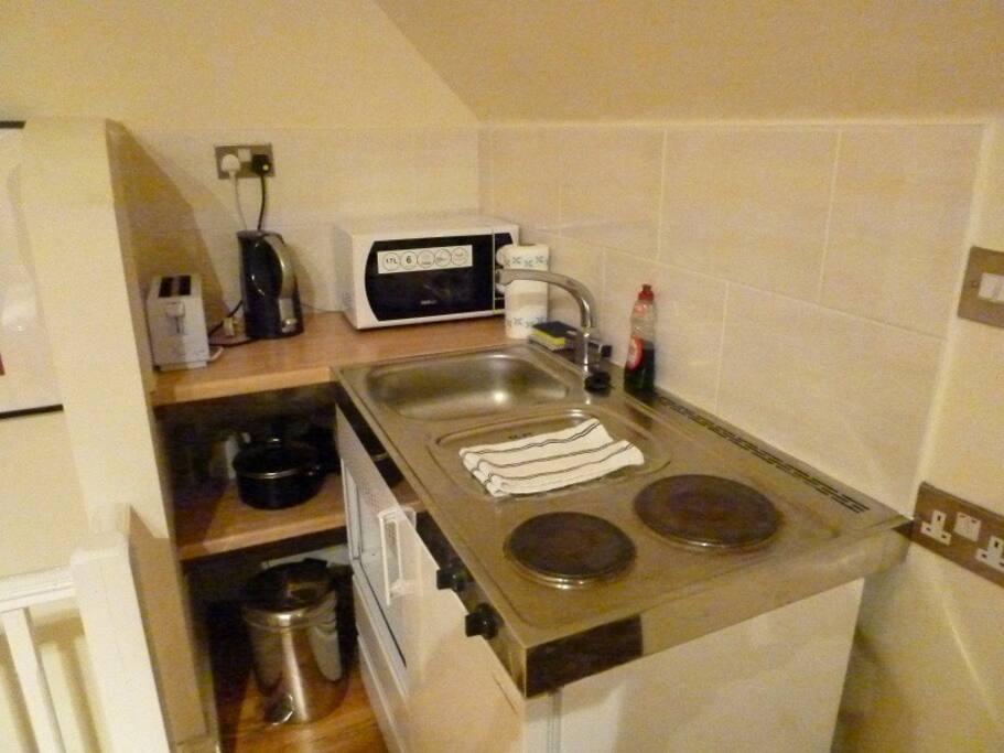 Private Mini Kitchen