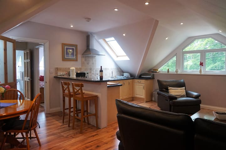 The Coppice Apartment Bovey Tracey TQ13 9LF