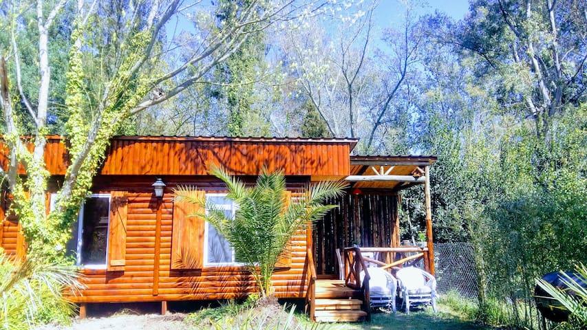 Hermosa cabaña en Las Palmas de Uribe