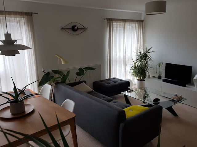 Modern spacious 1 bed flat in Clapham / Brixton