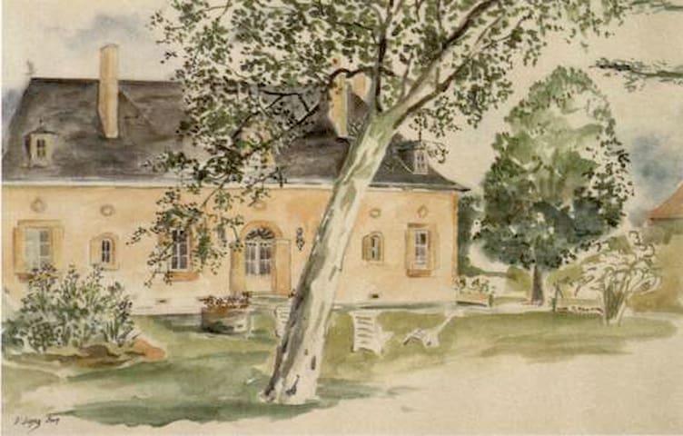L'Art de Vivre à la Française - Saint-Agne - House