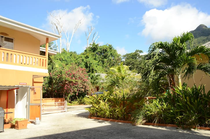 One Bedroom Apart - B.Vallon  Room1 - Beau Vallon - Apartment