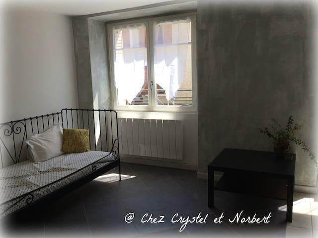 @Chez Crystel et Norbert