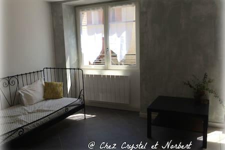 @Chez Crystel et Norbert - La Côte-Saint-André