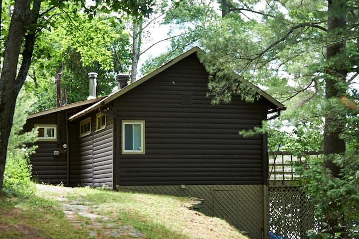 Cottage on McGregor Lake