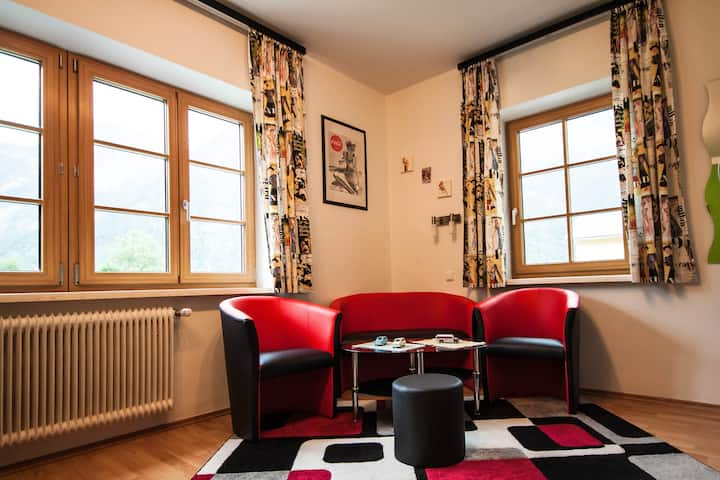 Haus Bellevue - Apartment Petticoat