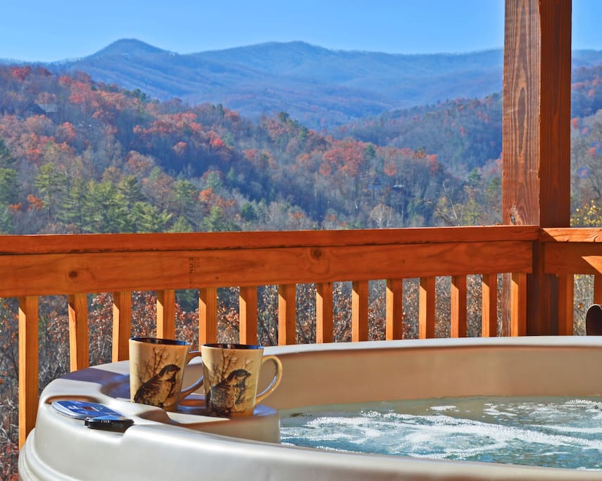 You will experience some of the best views in Gatlinburg!