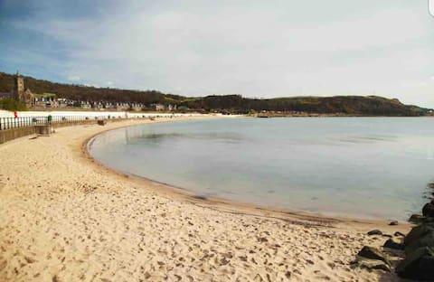 Fife Coastal luxury near Edinburgh