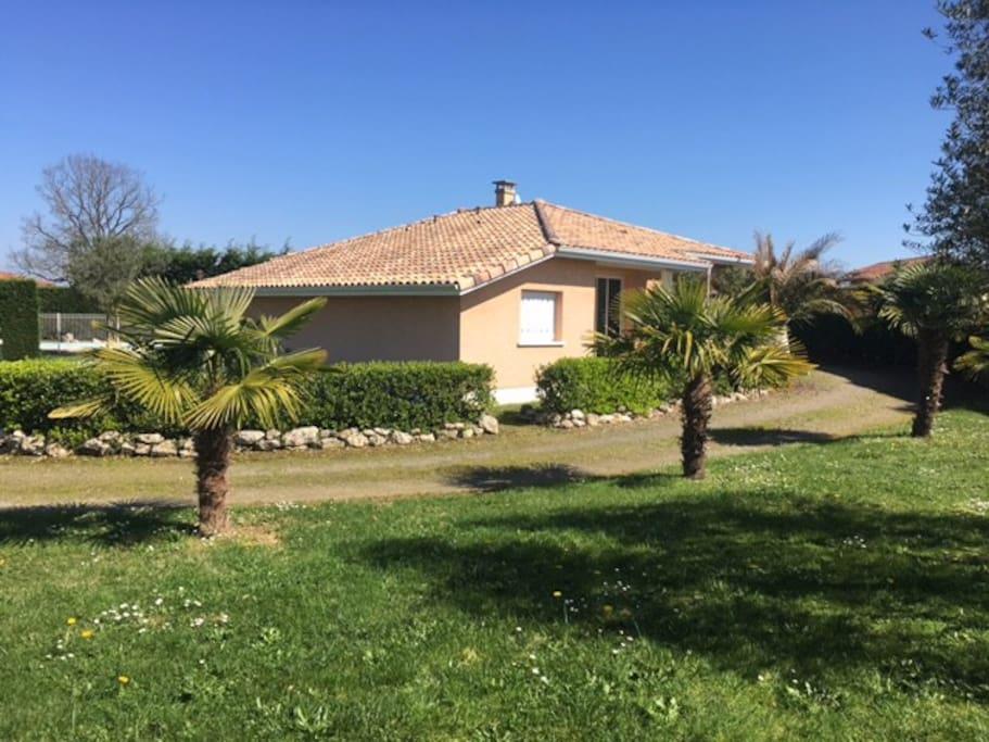 Vergoignan R 233 Gion Occitanie Maison Avec Piscine