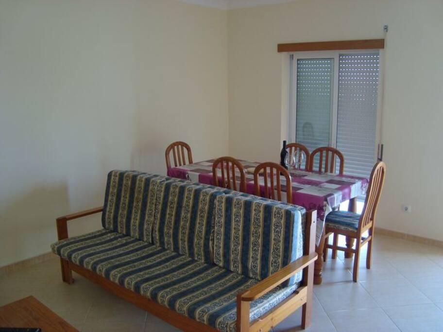 Sala de estar (C/ Sofá Cama)