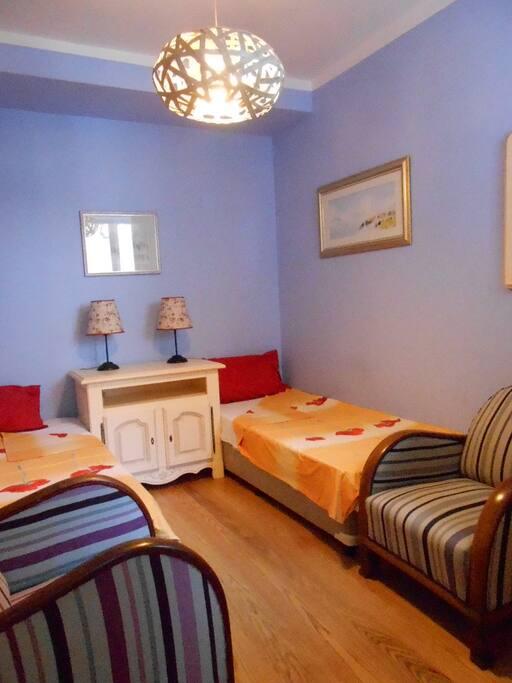 Single room- floor 2