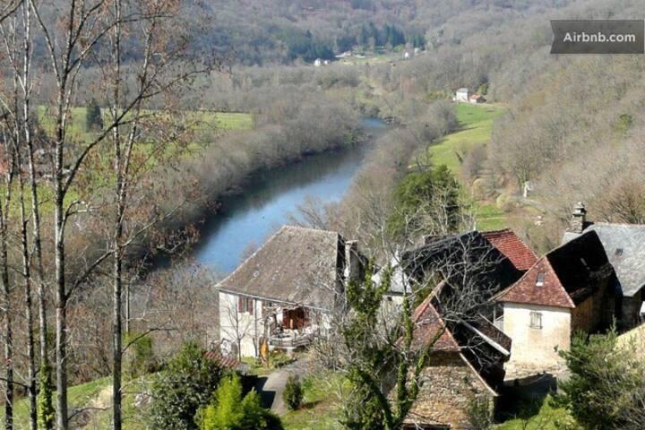 Cottage, Beaulieu-upon-Dordogne
