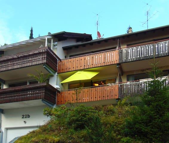 Ferienhaus Ortenaublick, 6-7 Pers. - Sasbachwalden - House