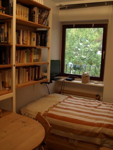 Room #1 Messe-, Wald- u. Stadtnähe