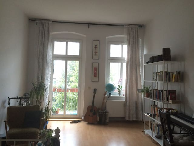 cute apartment in Friedrichshain - Berlin - Apartemen
