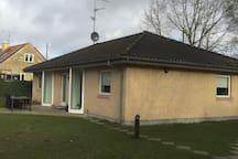 Modern family house near Cph