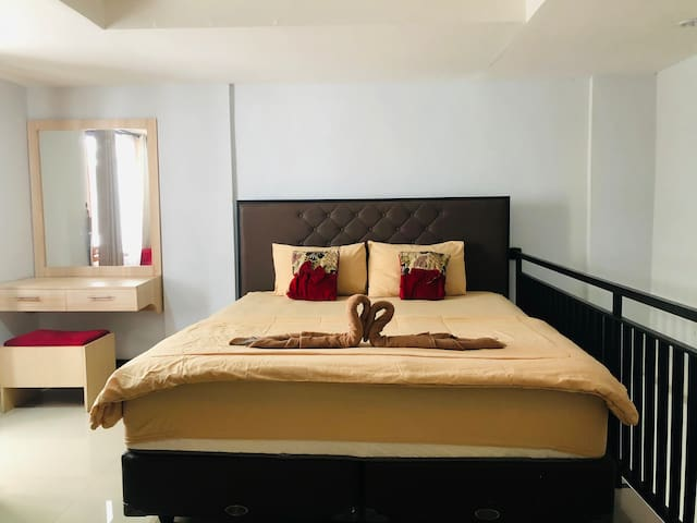 Bedroom in second floor