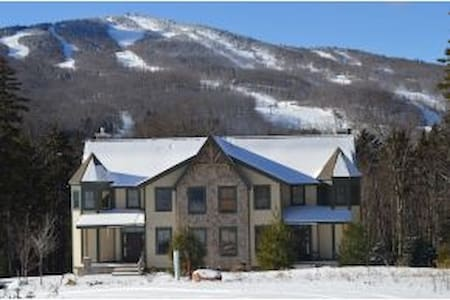 High-End Luxury at Mount Snow VT - West Dover - Hus