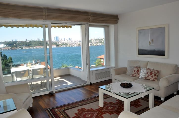 Flat with an amazing view - Uskudar - Apartament